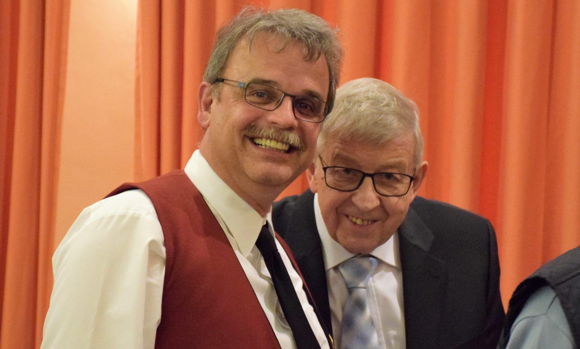 Ludwig Hoffmann und Paul Schaefer